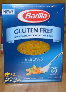 Welcome to the gluten free world Barilla!