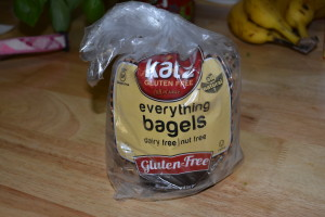 Katz does it again, welcome back to my life everything bagels!
