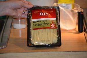 Fresh gluten free pasta!