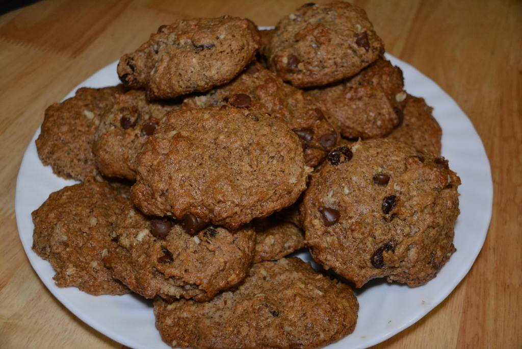 Baby Cakes Oatmeal Raisin Cookies (15)