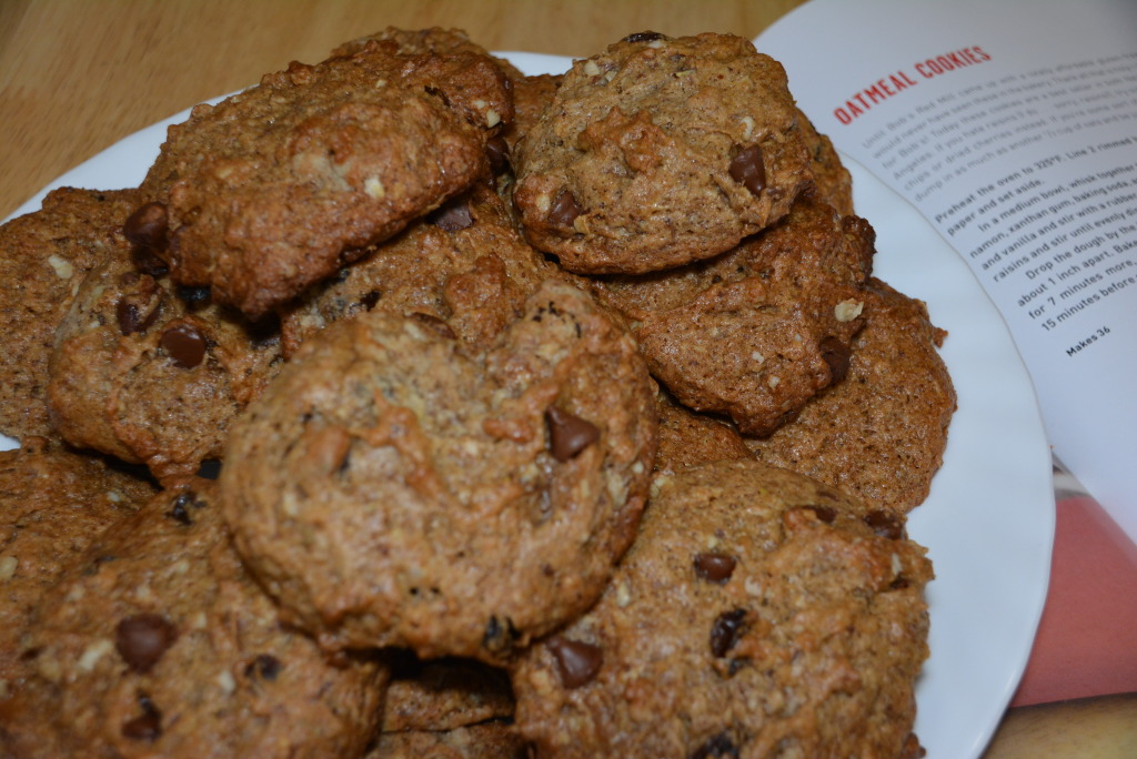 Baby Cakes Oatmeal Raisin Cookies (17)
