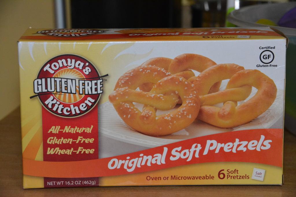 Soft Pretzel (1)