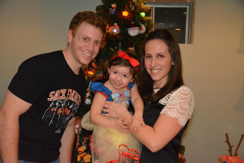 Snow White Birthday Family