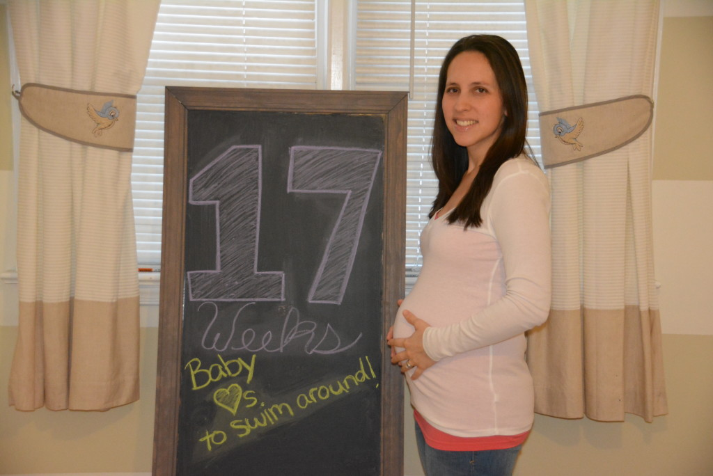 17 Weeks with Baby #2