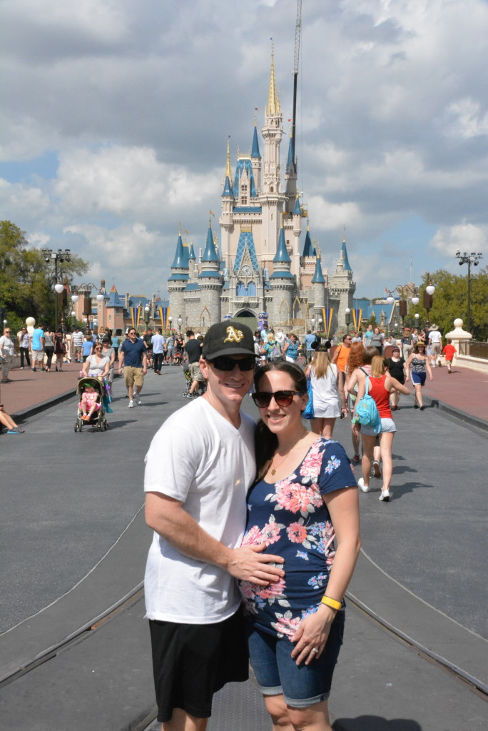 22 Weeks with Baby #2 in Disney World
