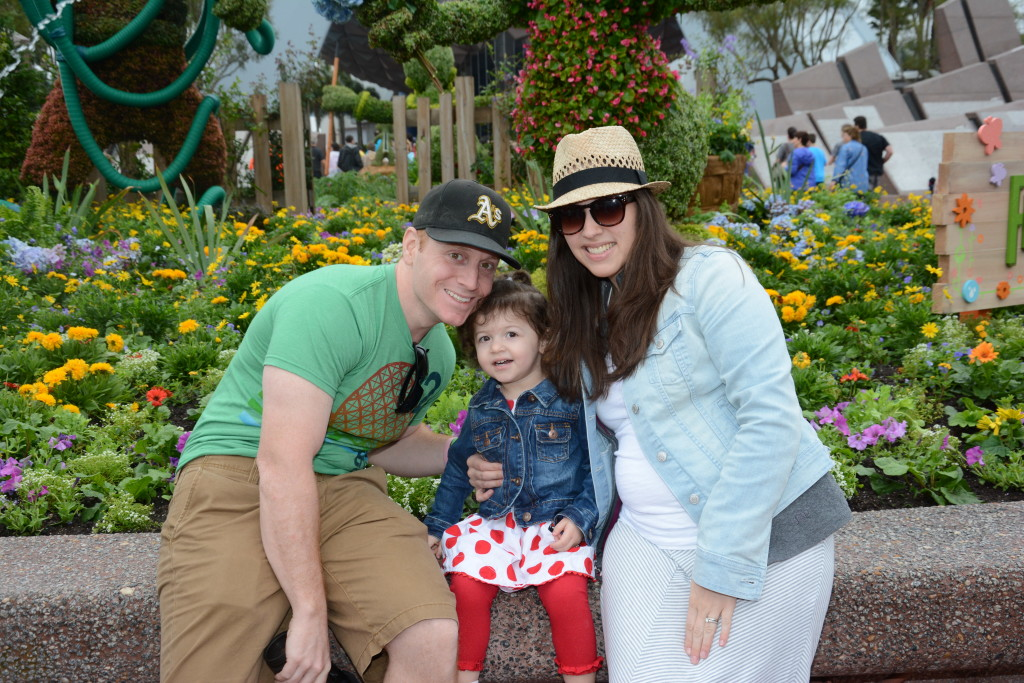 A day at Epcot's Flower & Garden Festival 2015.